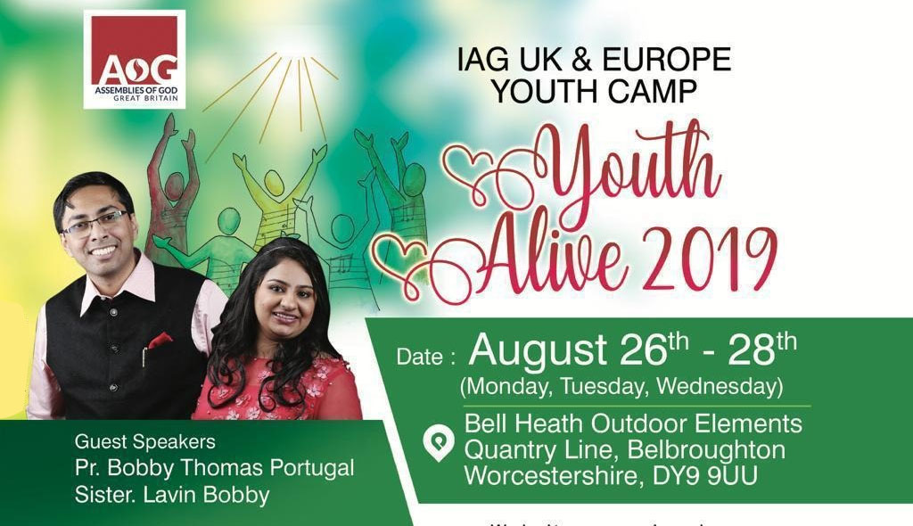 Youth Alive 2019