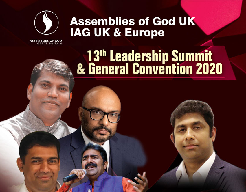 13th Leadership Summit & General Convention 2020