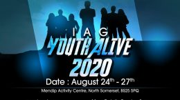 IAG Youth alive 2020